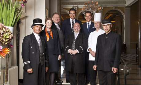 Life Lessons from 'Inside Claridge's'