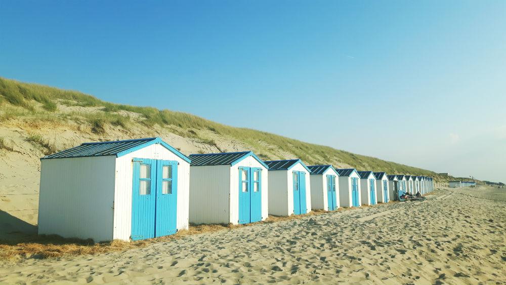 texel beach huts