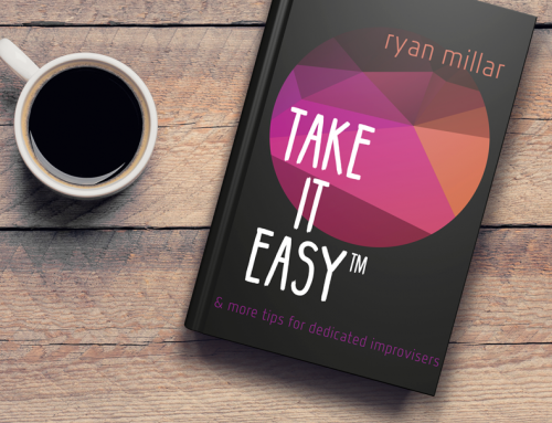 TAKE IT EASY audio book: now on Soundcloud (Part one)