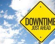 upside of downtime ryman illar street sign