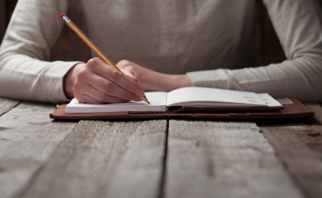 writing is a good habit