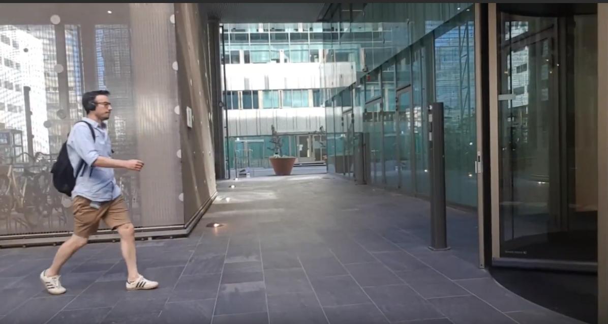 ryan millar wearing shorts to the office