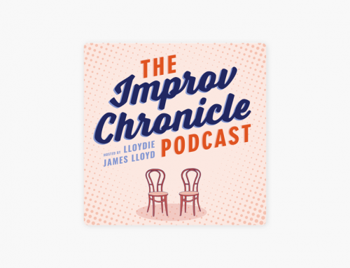 On the Improv Chronicle podcast
