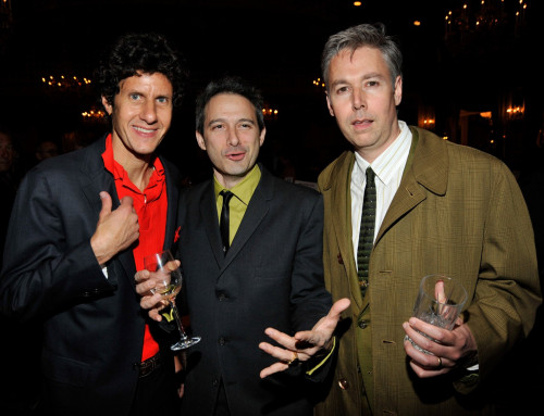 The Beastie Boys' tip for group presentations